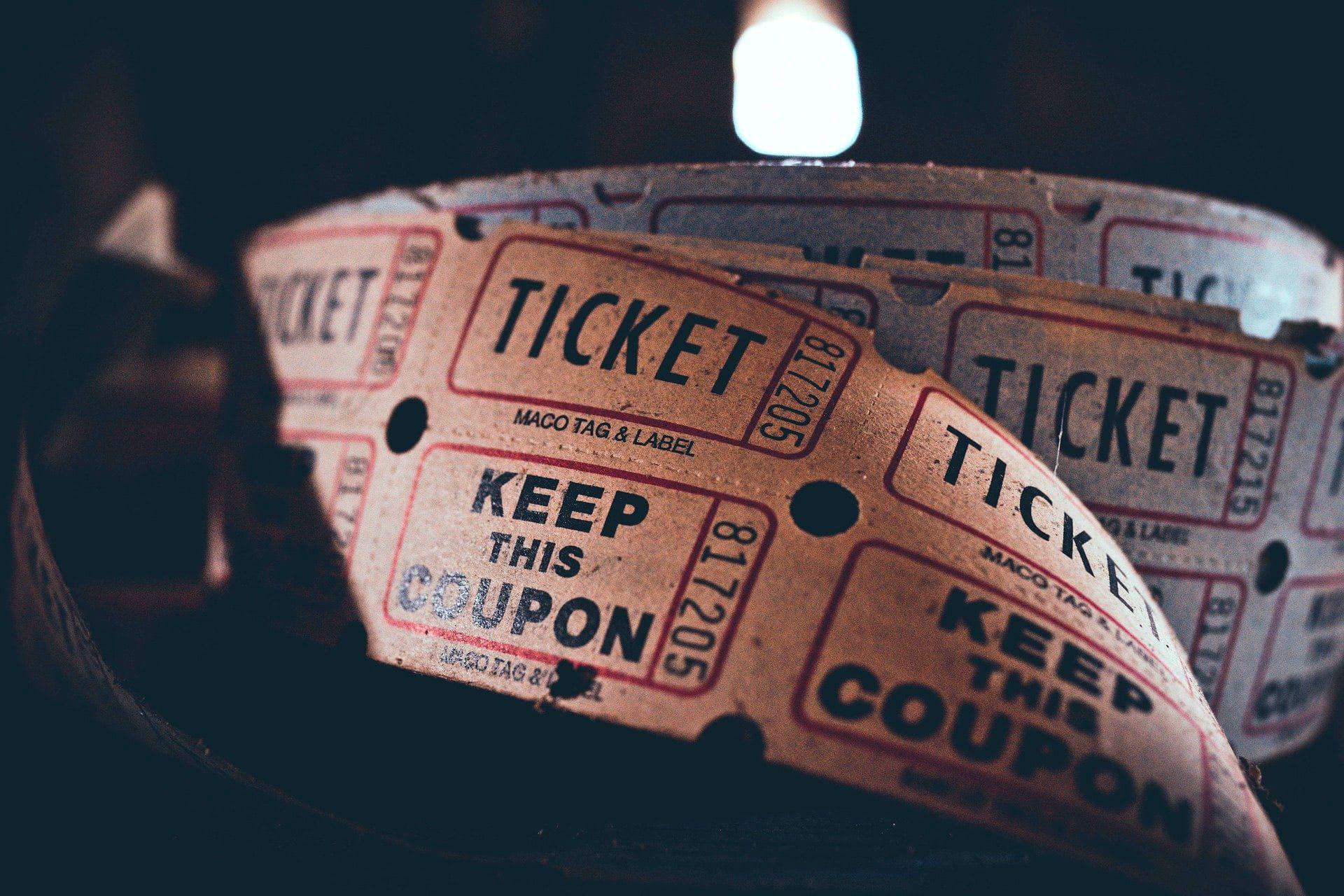 Tickets nur online